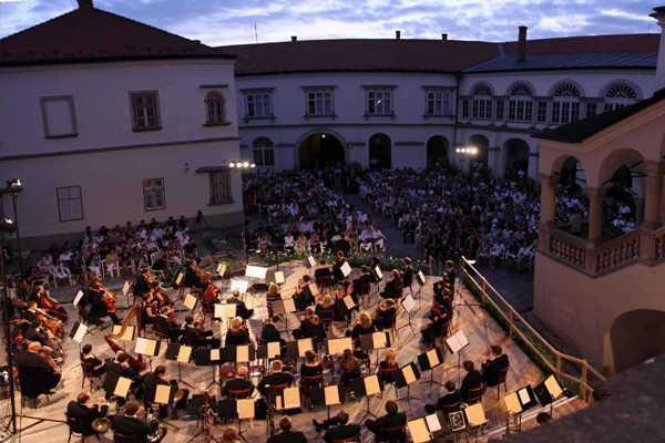 A Zempléni Fesztivál zárókoncertje 2013-ban