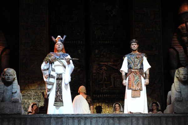 Aida  - Margitszigeti Szabadtéri Színpad