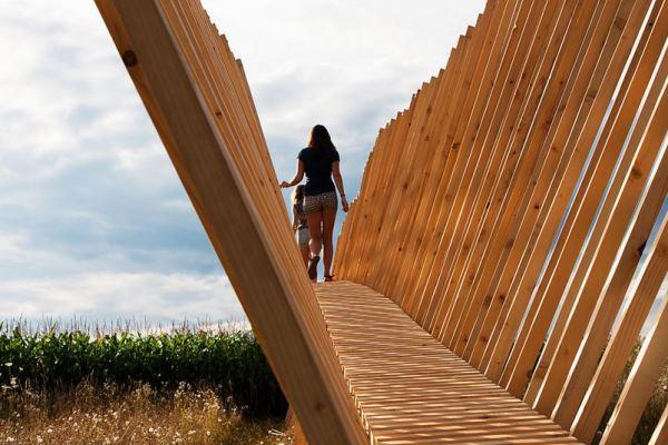Hello Wood alkotások - Cornwalk