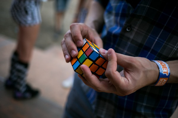 Sziget - Rubik Sziget