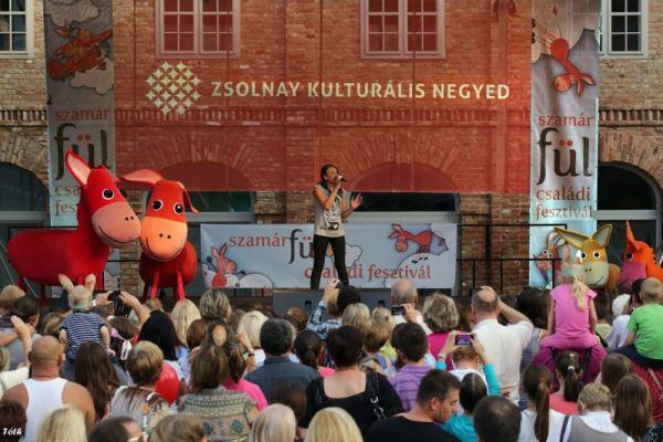 Szamárfül Családi Fesztivál