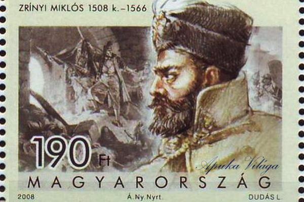 Dudás László bélyege