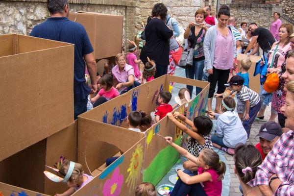 Szamárfül Családi Fesztivál (Zsolnay Kulturális Negyed)