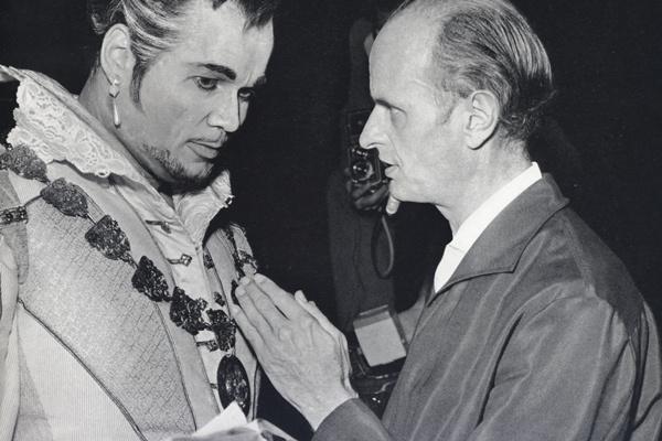 Dietrich Fischer-Dieskau és Fricsay Ferenc - (Opera Berlin, 1961)