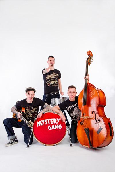 Mystery Gang - Palotanegyed Fesztivál
