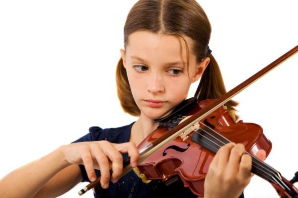 Hegedű-tehetség