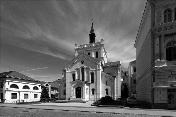 A kecskeméti evangélikus templom Ybl Miklós tervei alapján