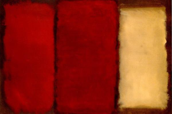 Mark Rothko alkotása