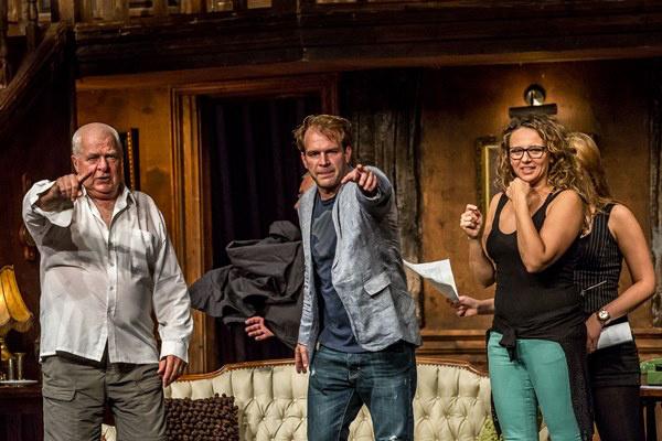 Színházak éjszakája 2014 - A szereplők kiválasztása a Centrálban