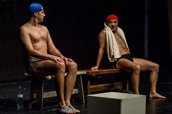 Színházak éjszakája 2014 - A Nézőművészeti Kft. nyílt próbája a Centrálban