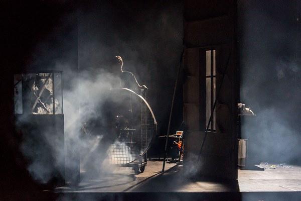 Színházak éjszakája 2014 - A trükkök leleplezése az Örkényben