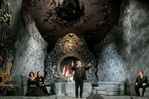 Dohnányi Ernő - A tenor, Erkel Színház