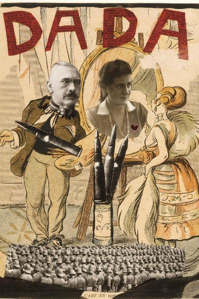Erwin Blumenfeld: Dada