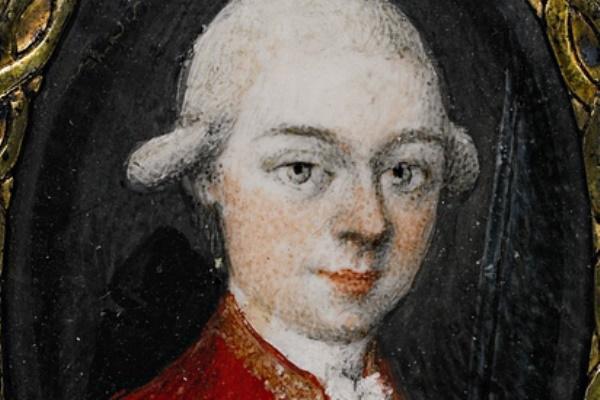 Mozart-portré