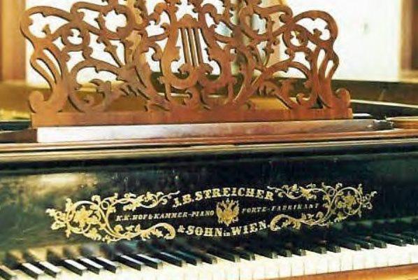 Streicher-zongora