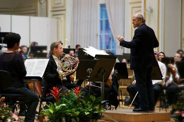 Budapesti Fesztiválzenekar - Európai turné - 2014 október