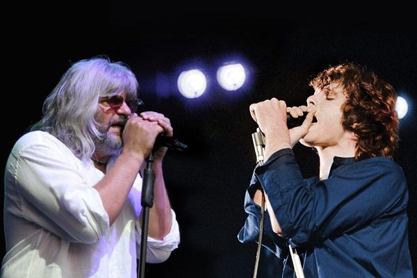 Hobo & Jim Morrison