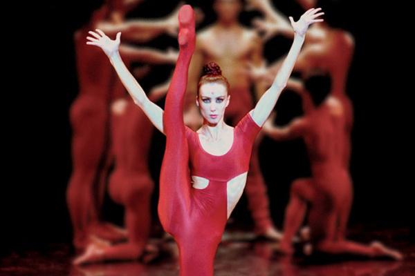 Sylvie Guillem (Fotó: Le Petit Bulletin)