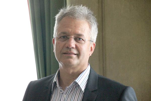 Cselovszki Zoltán (Fotó: Építészfórum.hu)