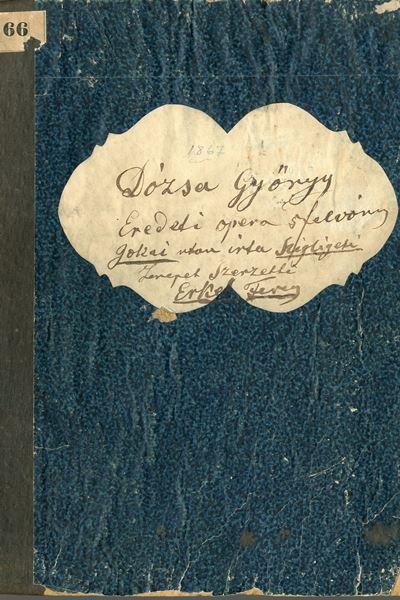 A Dózsa György szövegkönyve