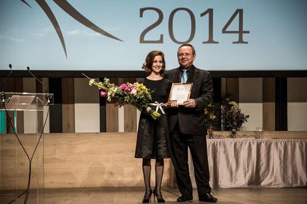 Mórocz Adrienn, Spéder Zoltán - Junior Prima Díj 2014
