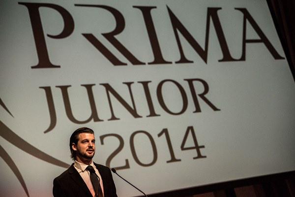 Szatory Dávid - Junior Prima Díj 2014