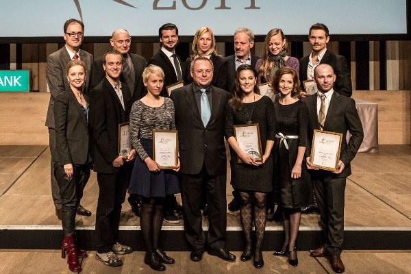 Junior Prima Díj 2014 - díjazottak