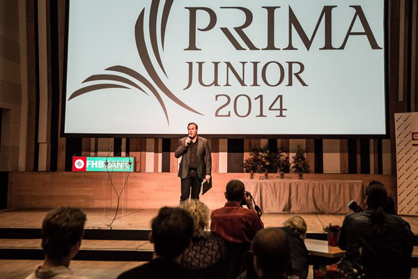 Feke Pál - Junior Prima Díj 2014