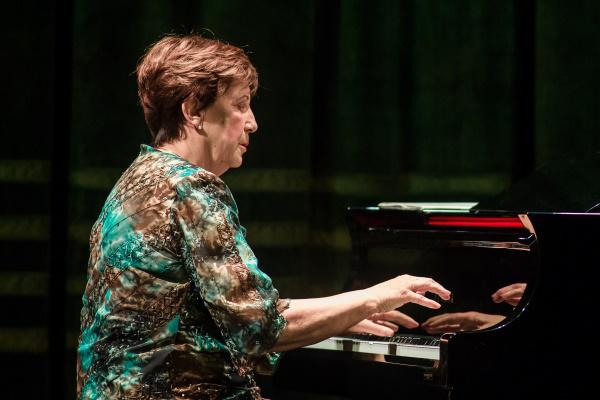 Prunyi Ilona (Fotó: Mudra László, Zeneakadémia)