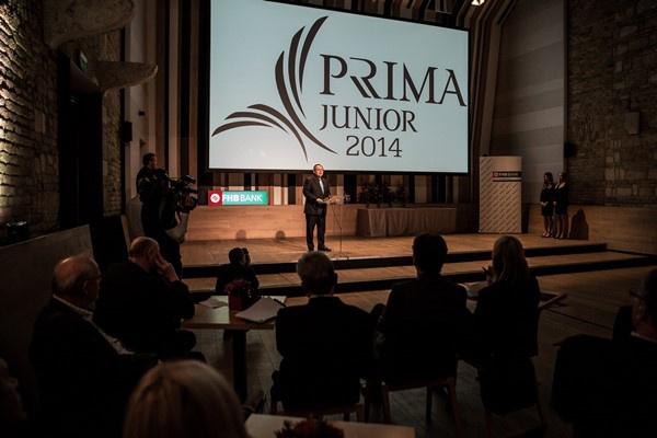 Spéder Zoltán - Junior Prima Díj 2014