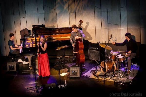 Karosi Júlia Quartet (Fotó: Gábor Béla)