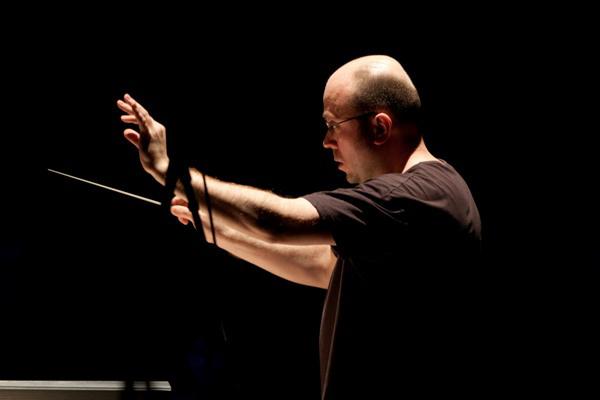 Vas András karmester, Pannon Filharmonikusok (Fotó: Pannon Filharmonikusok)