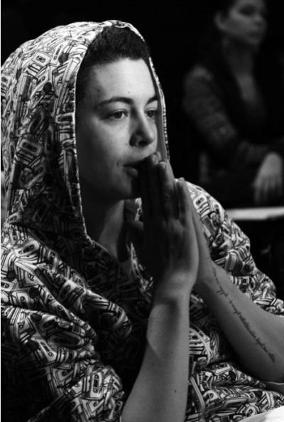 Székely Kriszta (Fotó: Szkarossy Zsuzsa, Vígszínház)