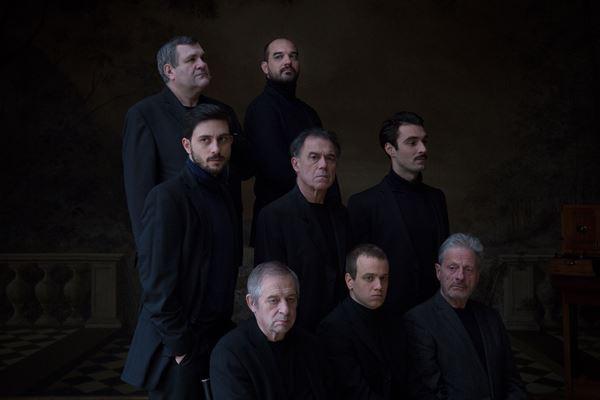 A Karamazov testvérek (Fotó: Bálint Dániel, forrás: Radnóti Színház)
