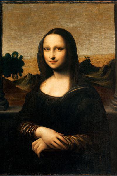 A fiatal Mona Lisa (Forrás: Wikipédia)