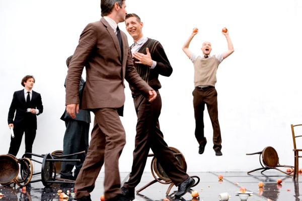 Törik-zúzzák - Gandini Juggling