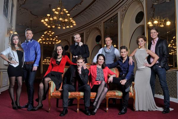 Az Operettszínház ifjú tehetségei