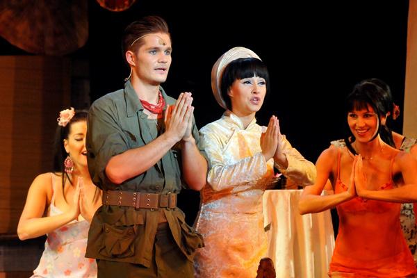 Veréb Tamás a Miss Saigonban