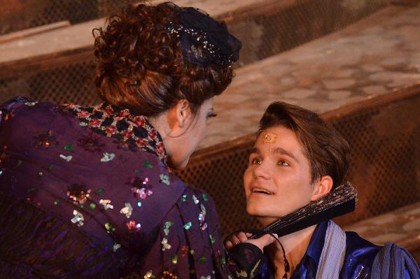 Veréb Tamás a Rómeó és Júliában