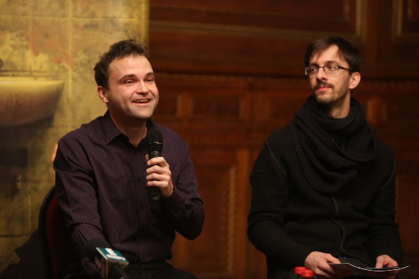 Anger Ferenc és Zöldy Z. Gergely