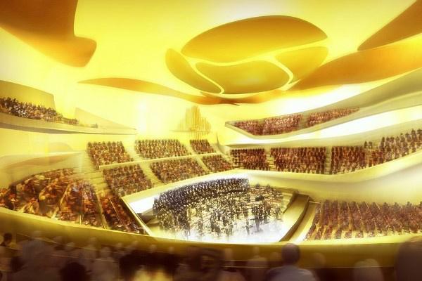 Philharmonie de Paris (Forrás: www.philharmoniedeparis.fr)