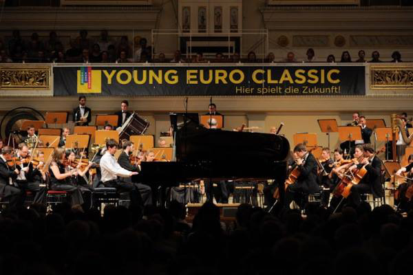 Berecz Mihály a berlini Konzerthausban