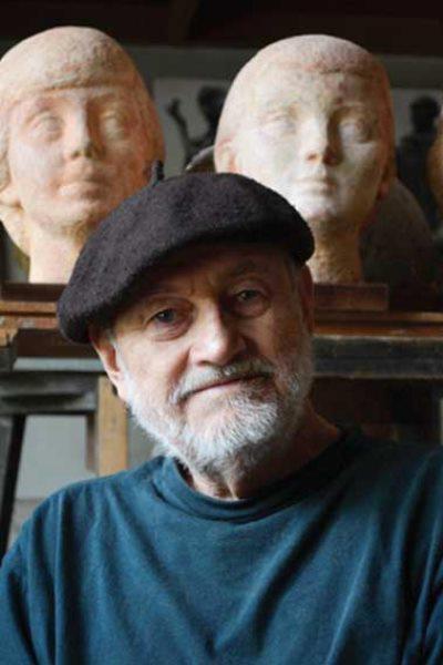 Simon Ferenc (Forrás: Szolnoki Művésztelep)