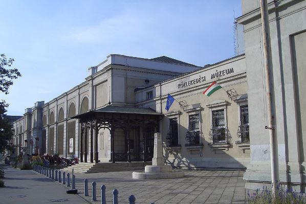Közlekedési Múzeum (Forrás: Wikipedia)