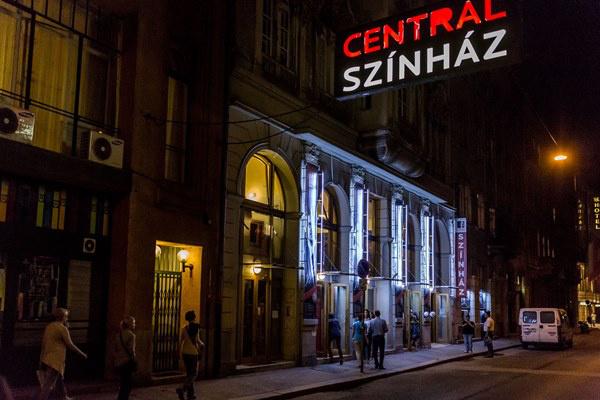Színházak éjszakája 2014 - Centrál Színház