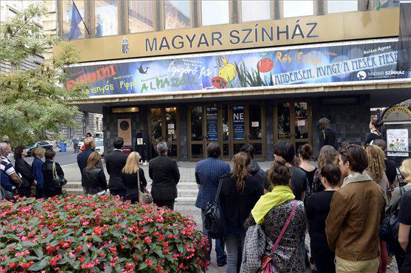 Magyar Színház épülete