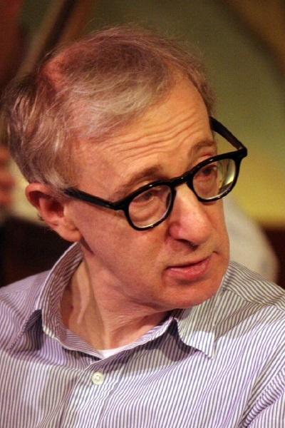 Woody Allen (Forrás: Wikipedia)