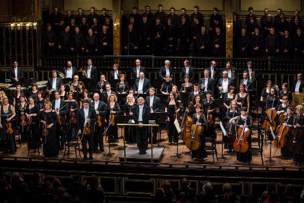 A Miskolci Szimfonikus Zenekar a Zeneakadémián