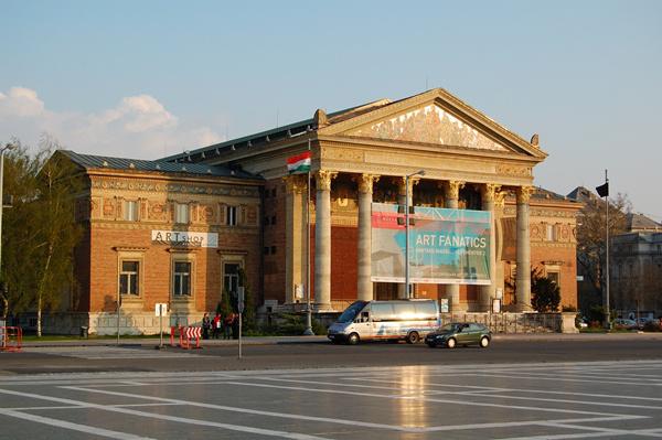 Műcsarnok (Forrás: Wikipedia)