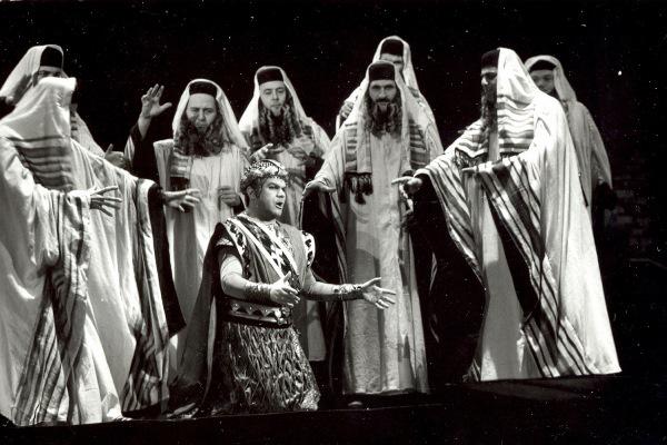 Nabucco - Róka István, 1987.